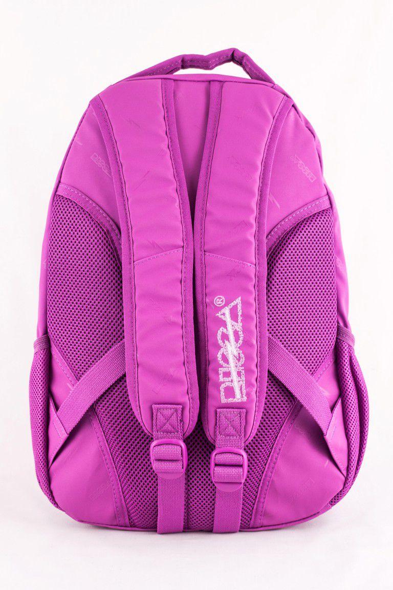 Mochila Risca Emborrachada Purpura 9057