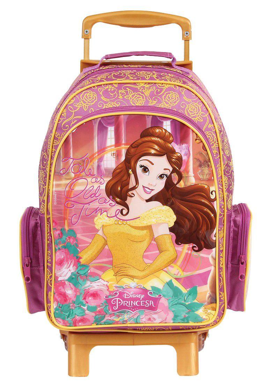 Mochilete Dermiwil Grande Princesa Bela 36912