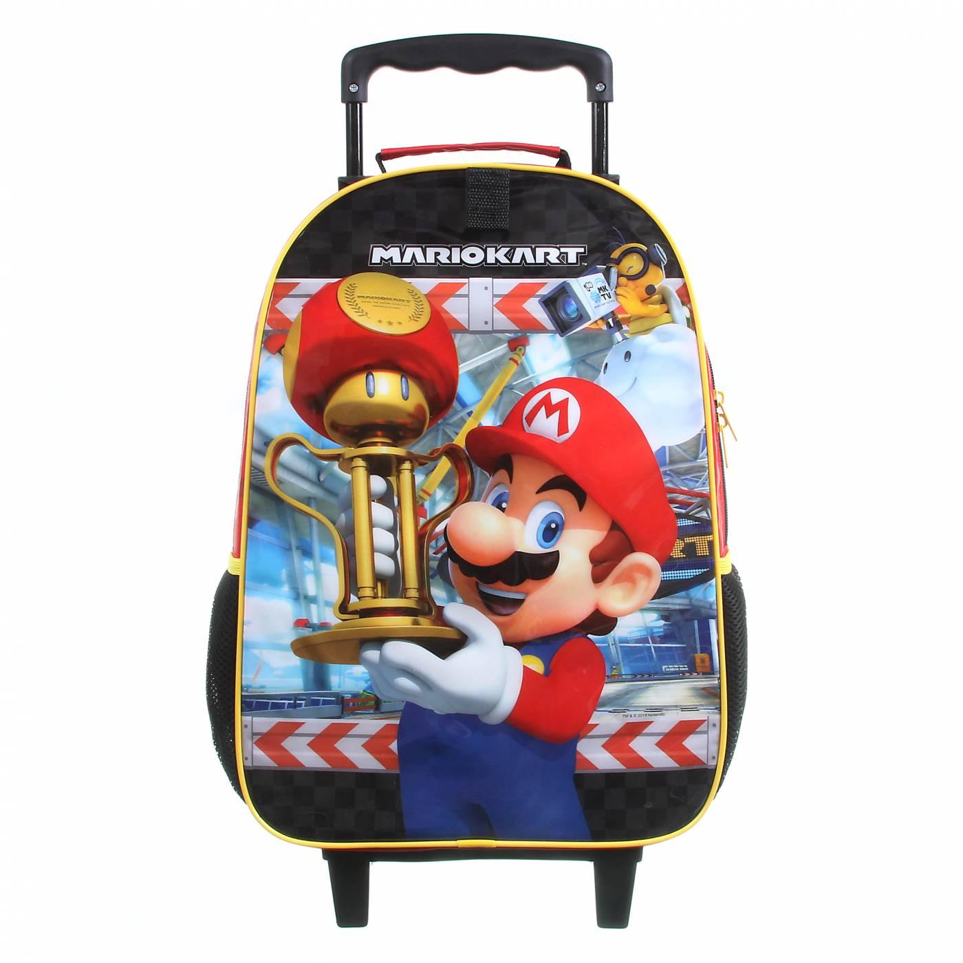Mochilete Grande DMW Mario Kart 11727