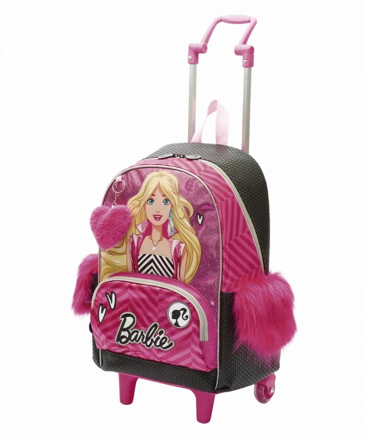 Mochilete Grande Sestini Barbie 18Z 064872