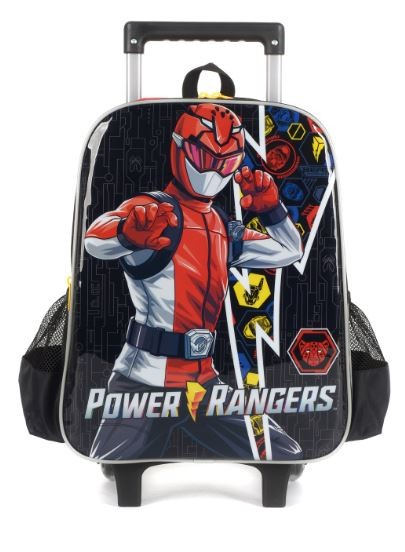 Mochilete Luxcel Power Rangers IC35432PR-PT