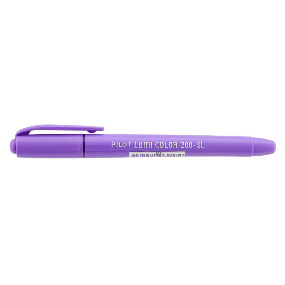 Pincel Marca Texto Pilot® Lumi Color 200-SL