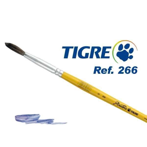 Pincel Tigre Redondo 266-00 Ponei