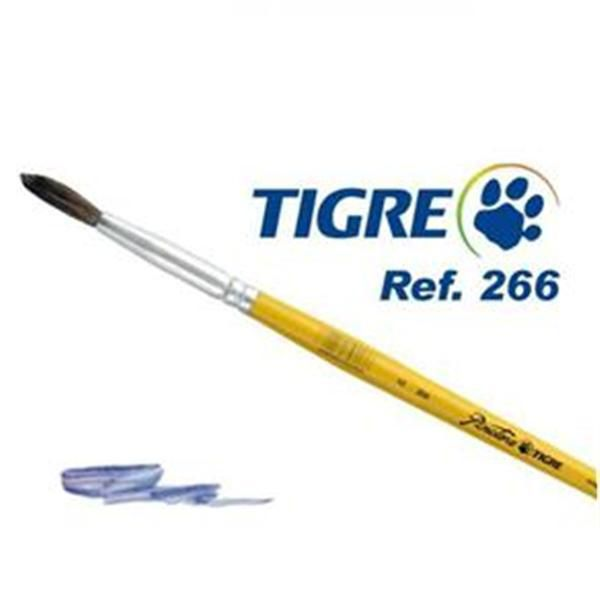 Pincel Tigre Redondo 266-08 Ponei