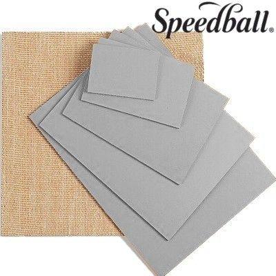 Placa de Linóleo SpeedBall 20 cm x 30 cm