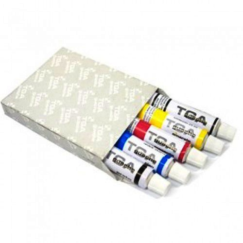 Tinta Guache TGA 5 Cores
