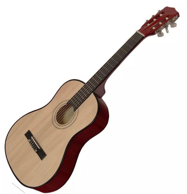 Violão Infantil Acústico Shiny Music 36 Polegadas