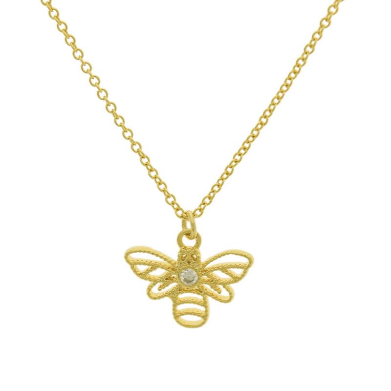 colar abelha