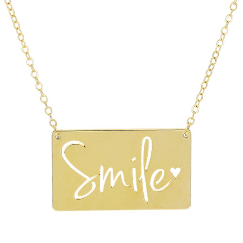 COLAR BASE LISA SMILE