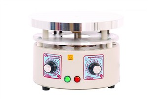 Agitador Magnético com Aquecimento 400ºC, Capacidade Até 10 Litros agitação entre 50 e 1300 rpm.Qm