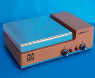 Agitador Magnético com Aquecimento, com Placa Superior em Inox agita até 10 Litros - Nalgon