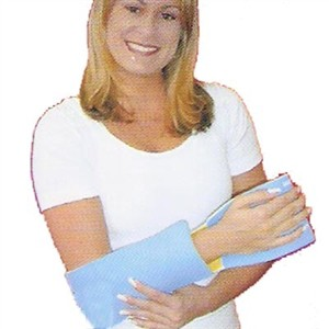 Alfagesso (splint®) 11 cm x 90 cm.Salvapé