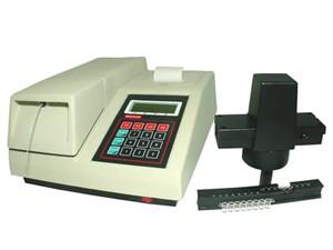 Analisador bioquímico semiautomático modelo BIO-2000 IL
