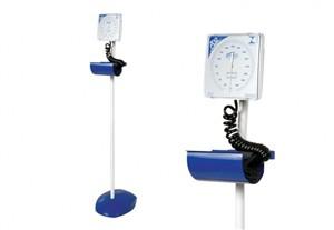 Aparelho de Pressão Arterial Aneroide AD-2 Sobre Rodízio (pedestal).Utec