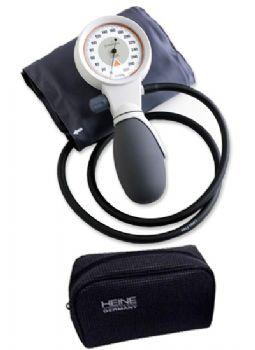 Aparelho de pressão gamma g5 látex free com braçadeira ADULTO .Heine