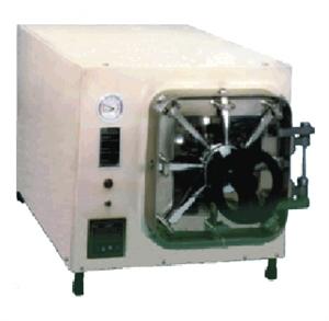 Autoclave de Mesa horizontal Digital, alimentação automática de água e secagem 54l.Sl