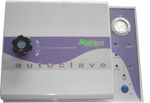Autoclave horizontal Analogica reservatorio interno Esterelização e Secagem 12l Bivolt.Medclave