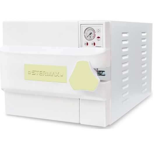 Autoclave Horizontal Digital Super Top 42 Litros - Stermax
