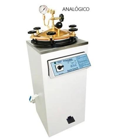 Autoclave Vertical Analogica  - Sem Pedal CS 18 Litros - Prismatec