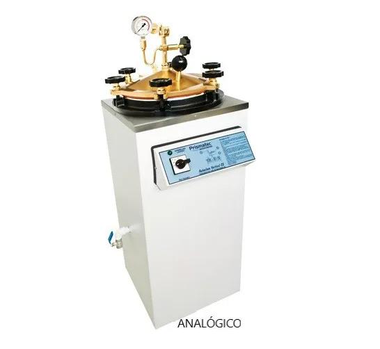 Autoclave Vertical Analógica  - Sem Pedal  CS 50 Litros - Prismatec