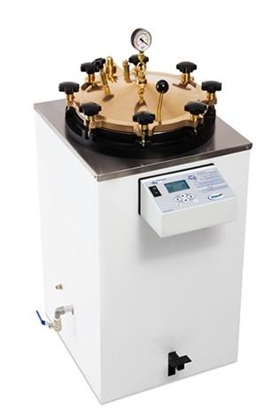 Autoclave Vertical Digital(secagem C/ tampa aberta)esterilização de materiais e utensílios 137l. Phx