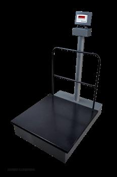 Balança Eletrônica 500kg x 100g. Welmy