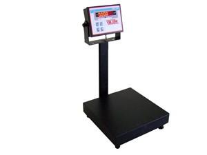 Balança Eletrônica de bancada plataforma 40x 40 cm, capacidade 50Kg, precisão de 5g WELMY BALANÇAS