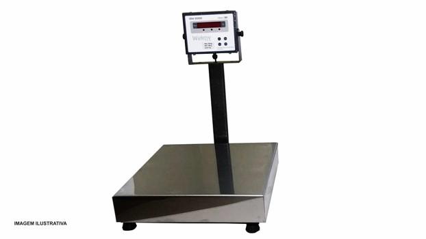 Balança Eletrônica Pesadora 20 Kg, 2G Welmy