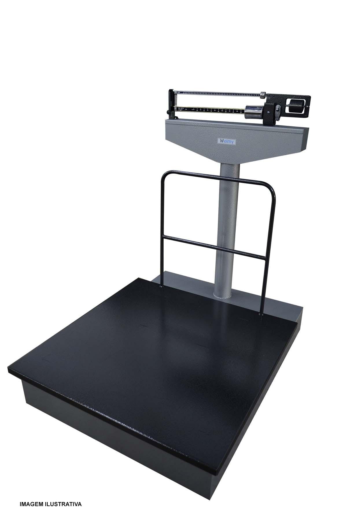 Balança Mecânica 1000 kg , 200g. Welmy