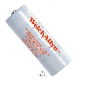 Bateria recarregável 3,5V 72300.Welch Allyn