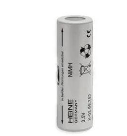Bateria Recarregável para cabo beta 200, modelo X-002.99.382 indicado para otoscópios, oftalmos 3,5V