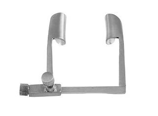 Blefarostato COOK  4cm para Oftalmologia - ABC INSTRUMENTOS