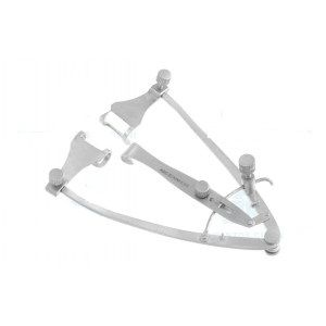 Blefarostato (PARK) para Oftalmologia 8cm.Precision