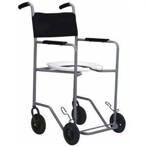 Cadeira de banho Até 80 kg, em alumínio Pop Aluminio.Baxmann