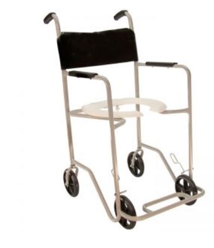 Cadeira de Banho POP Aço Jaguaribe
