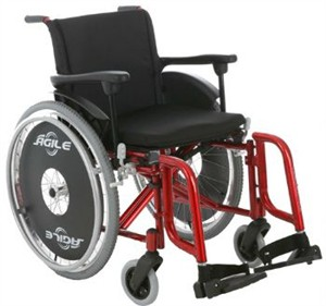 Cadeira de rodas Ágile 2009 Jaguaribe