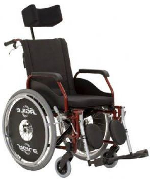 Cadeira de rodas Ágile Reclinável - Cadeiras Jaguaribe
