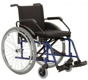Cadeira de Rodas até. 120 kg Poty - Jaguaribe