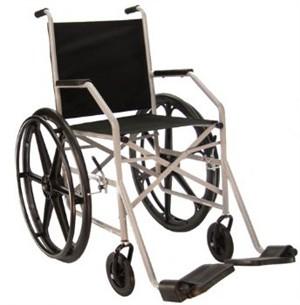 Cadeira de Rodas até 85 kg básicas em Nylon 1009 Jaguaribe.
