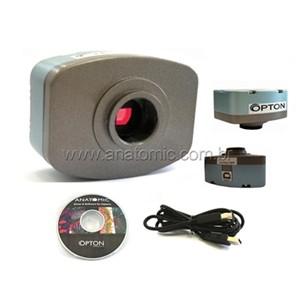 Câmera Digital Colorida Possibilita Gravar e Reproduzir Vídeo - AVI. CMOS 1.3 MP.Atc