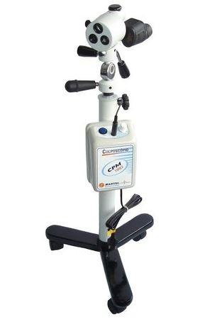 Colposcópio Binocular 16X - CPM 7002  Halógeno