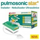 Inalador Nebulizador Ultrassonico Pulmosonic Star. Soniclear