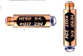 Lâmpada 2,5V.X-01.88.037 para Otoscópio Alpha e Otoscópio mini2000 F.o.Heine