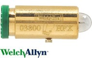 Lâmpada halógena 2.5v 03800-U para oftalmoscópio.Welch allyn