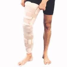 Limitador RL (rótula livre) flexo-extensão de joelho.Salvapé