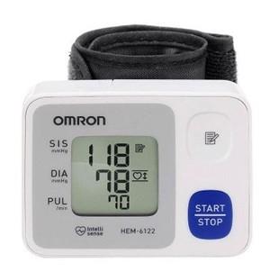 Medidor De Pressão Digital Pulso Hem-6122 Pronta Entrega