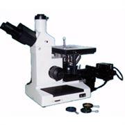 Microscópio Metalográfico Invertido Trinocular com Aumento de 100x Até 1000x, Iluminação. Atc