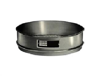 Peneira 45 Até 75 Microns Redonda para Agitador, de 8 x 2 Polegadas em Alumínio.Granutes