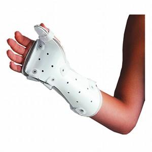 Tala de (PVC) para punho e polegar.Salvapé