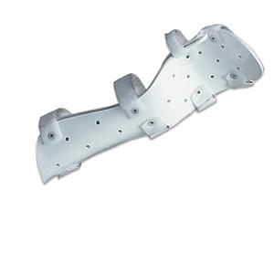 Tala de PVC (punho - mão - dedos).Salvapé